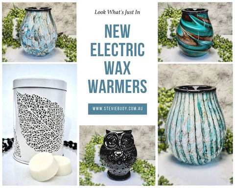 New Electric Wax Warmers