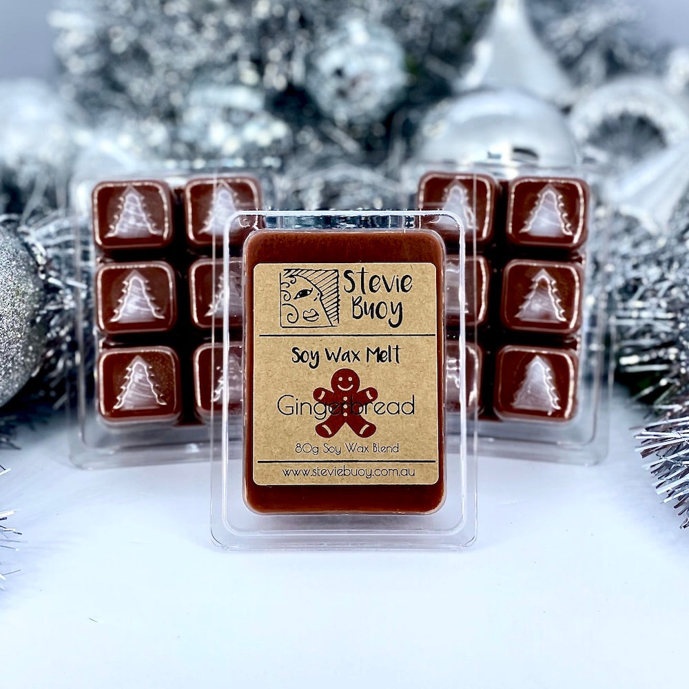 Christmas Clamshell Wax Melts - Ready Made