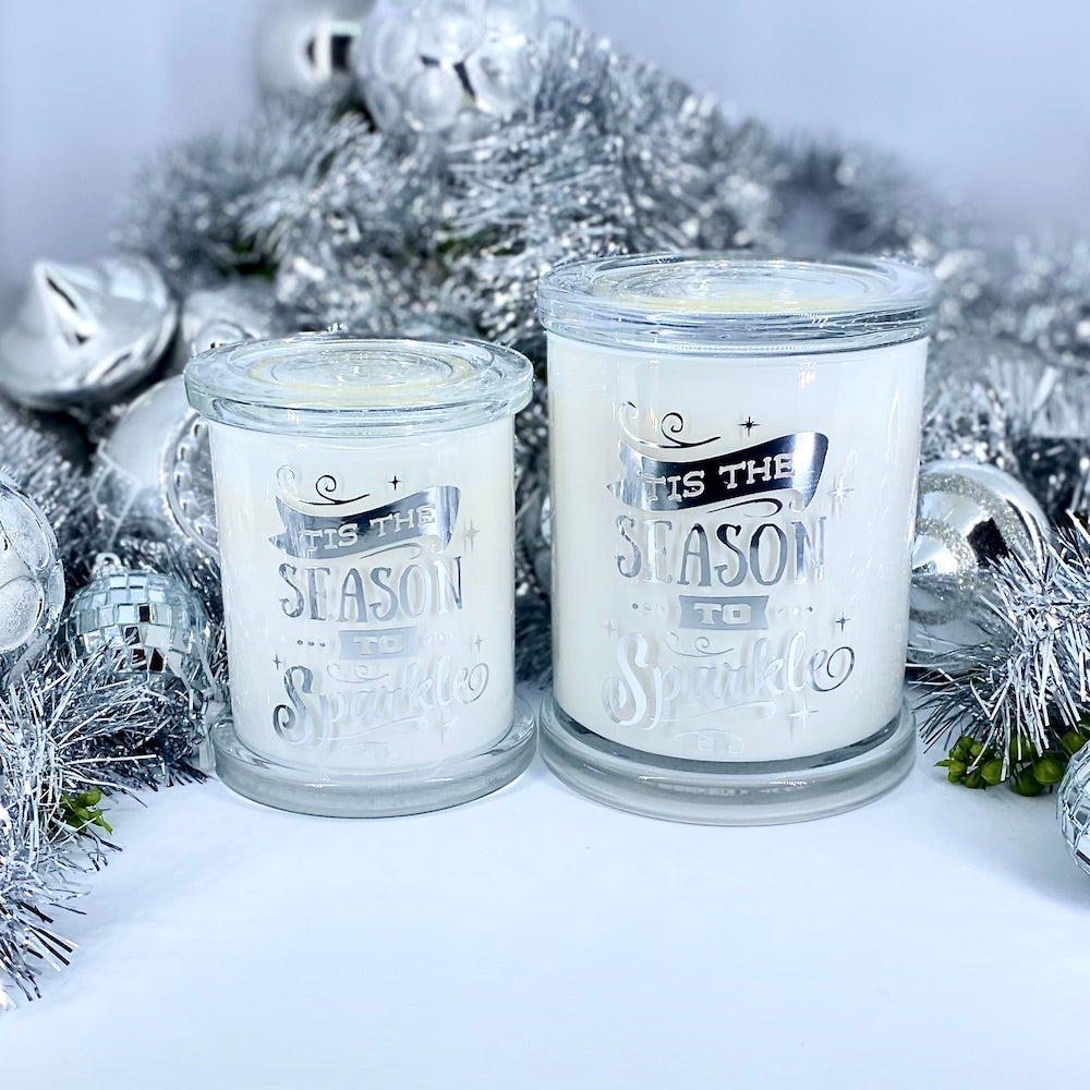 Christmas Pudding - Tis The Season Soy Candle