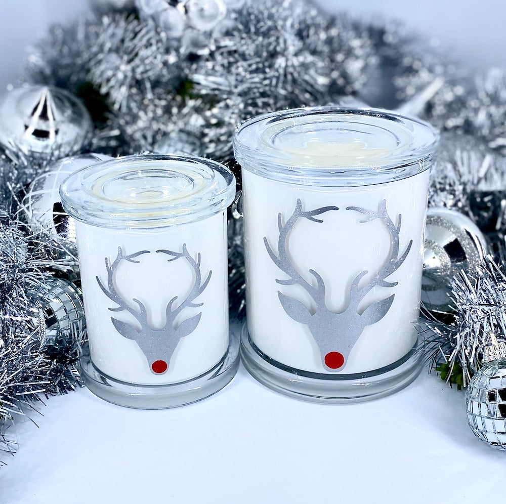 Candy Cane - Rudolph Soy Candle