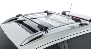 Vortex StealthBar Silver 2 Bar Roof Rack