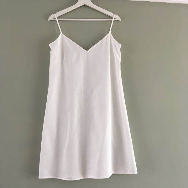Organic cotton cami dress