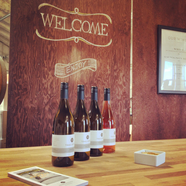 Welcome to Trail Estate Winery - Assorted Wines for Tasting