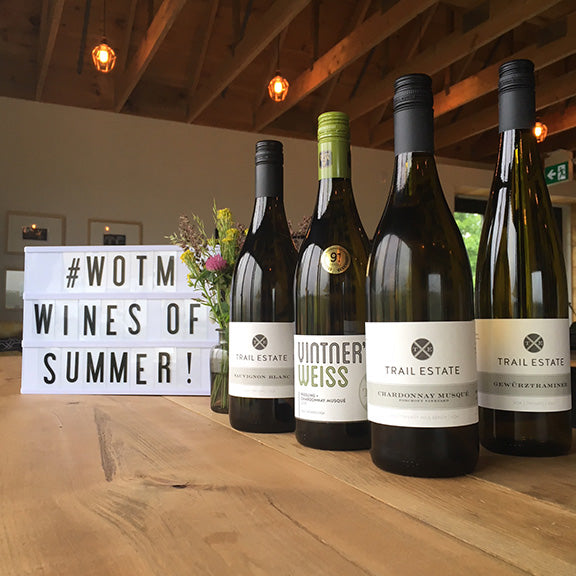 Wines of the Summer - Trail Estate Winery
