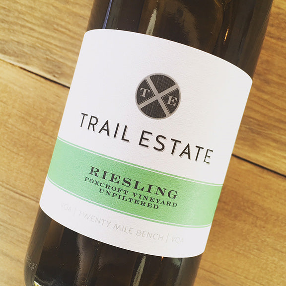 Trail Estate Riesling Wine