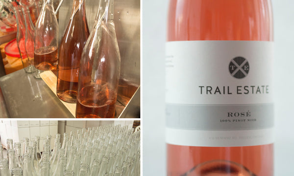 Trail Estate Rose Wine