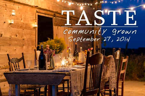 Trail Estate Winery - Community Grown Taste - Septermber 27th 2014