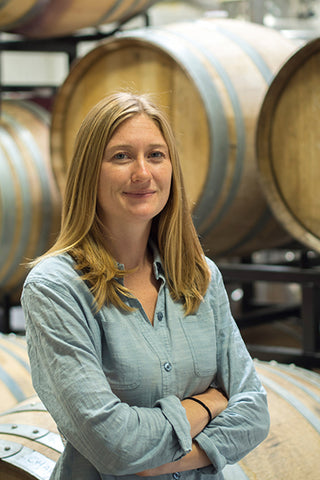 Mackenzie Brisbois - Head Winemaker - Trail Estate