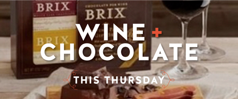 Wine + Chocolate Thursday at Trail Estate Winery