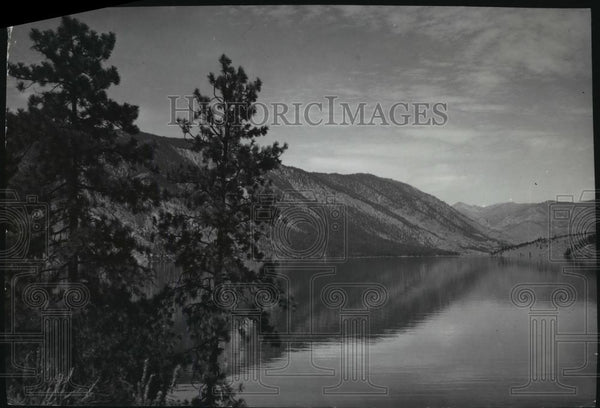 1939 Press Photo Lake Chelan - spa68833 - Historic Images