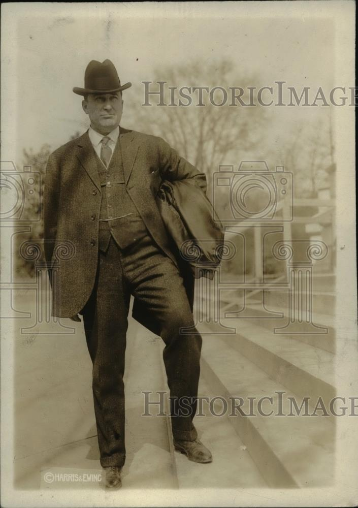 1918 Press Photo Scott Ferris Chairman of Democratic Congressional Committee - Historic Images
