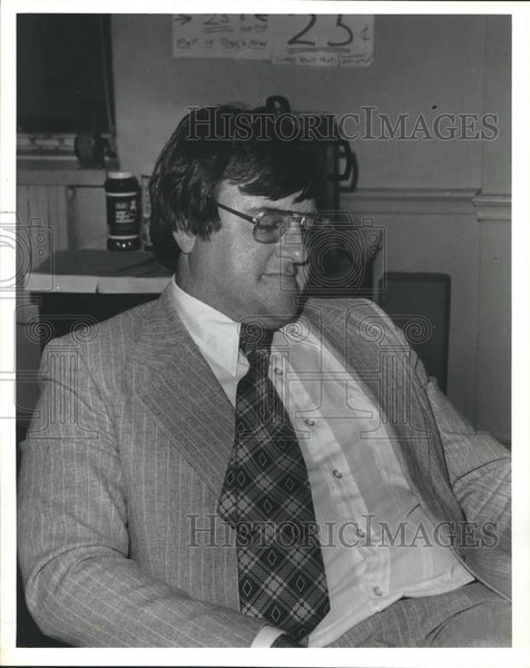 1979 Press Photo Attorney, Larry Waites - abna19701 - Historic Images