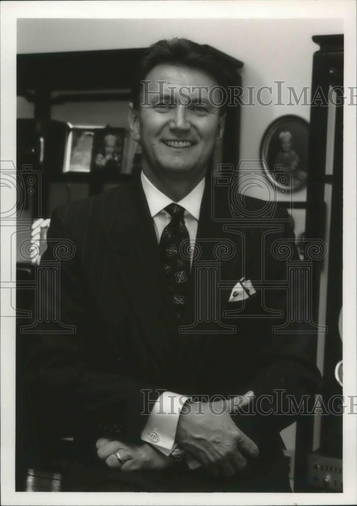 Doctor Bruce Irwin M D Founder Of American Family Care Inc Undated Vintage Press Photo Historic Images