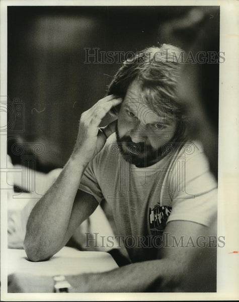 1979 Press Photo Houston Oilers - Ken Stabler, Football Player - abns07170 - Historic Images
