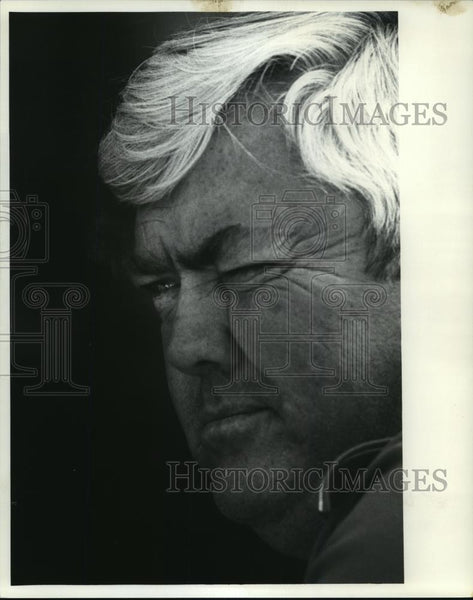 Press Photo Junior Johnson - abns06817 - Historic Images