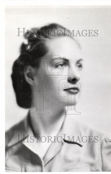 1941 Press Photo Mrs. John Townsend - Historic Images
