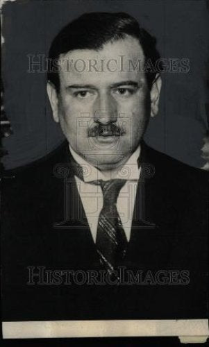 1925 Press Photo Edouard Daladier French Prime Minister - Historic Images