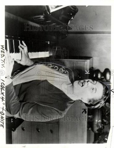 1954 Press Photo Helen Traubel Opera Star singer music - Historic Images