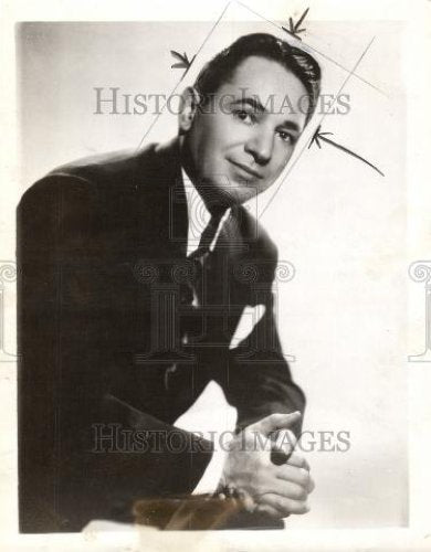 1948 Press Photo Freddy Townes, comedy master - Historic Images