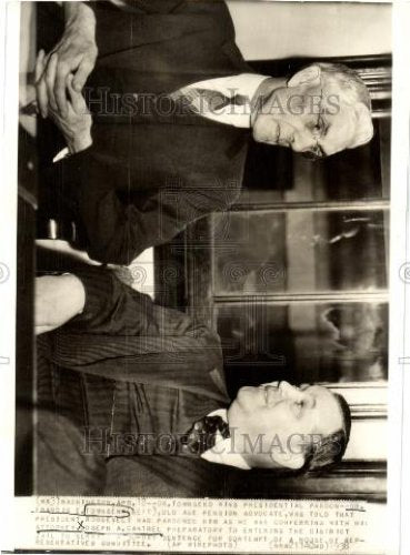 1938 Press Photo townsend francis joseph cantrel - Historic Images