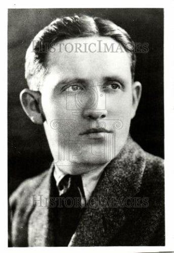 1986 Press Photo Spencer Tracey actor - Historic Images