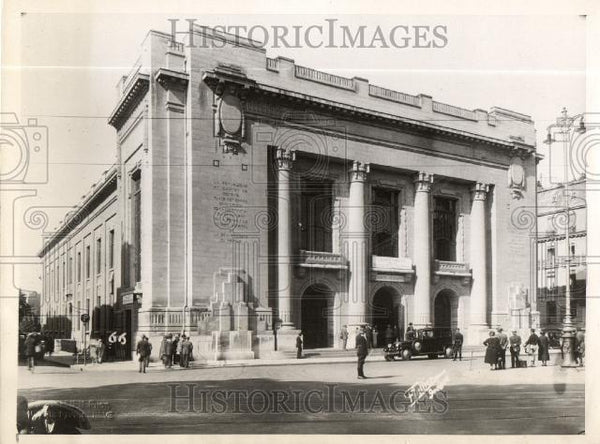 1930 Press Photo The Palais Electoral at Geneva LoN - Historic Images