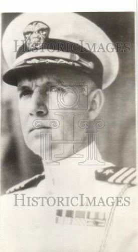 1939 Press Photo Capt. John Henry Towers - Historic Images