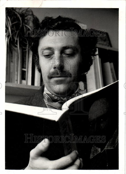 1984 Press Photo Philip Tracy - Historic Images