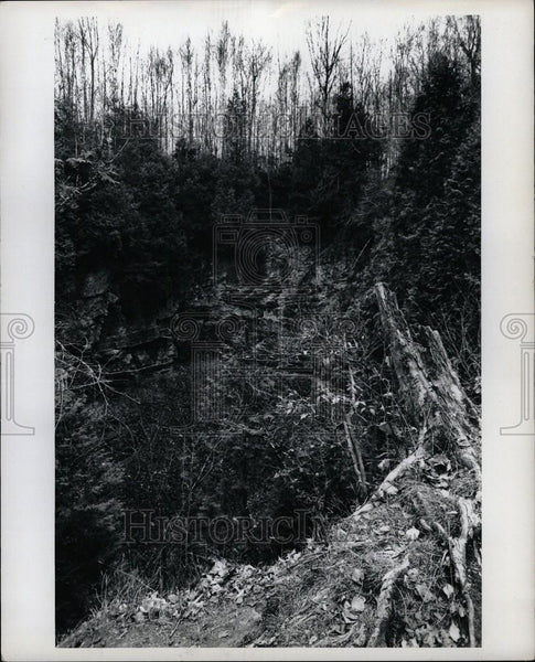 Press Photo Michigan Scenic - Historic Images