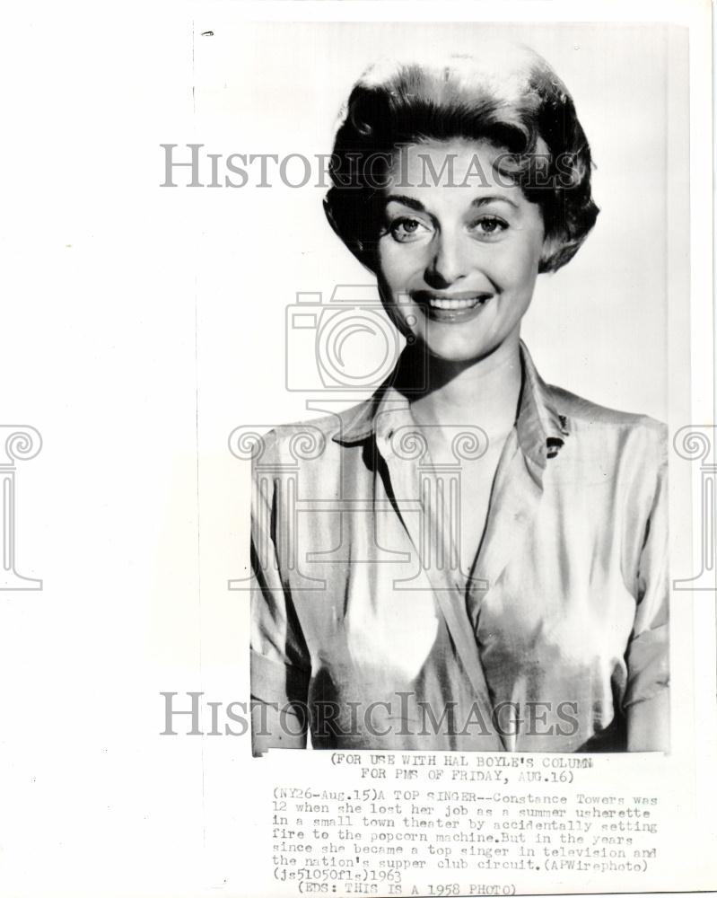 picture Constance Towers