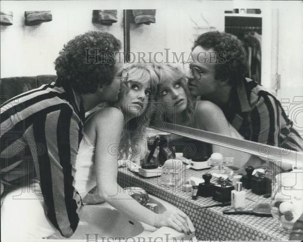 Press Photo Goldie Hawn Private Benjamin - Historic Images
