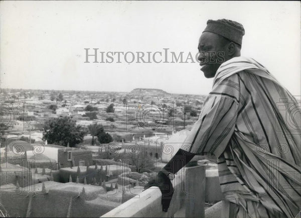 Press Photo Kano in Northern Nigeria - Historic Images