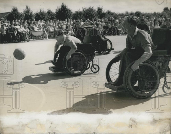 1930 Press Photo The annual Inter-Spinal Unit Sports Festival - Historic Images