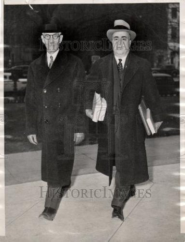 1937 Press Photo DR. FRANCIS TOWNSEND author - Historic Images