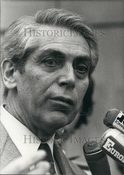 1979 Press Photo Mr Robert Fabre, former president of France - Historic Images