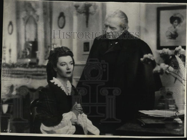 "1932 Press Photo Nellie Corradi in ""La Traviata"" - RSL07315 - Historic Images"