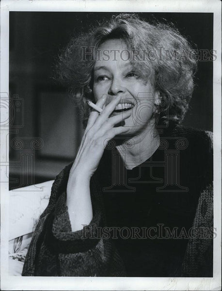 "Press Photo Actress Sandy Dennis in ""The Bad Seed"" - RSL81469 - Historic Images"