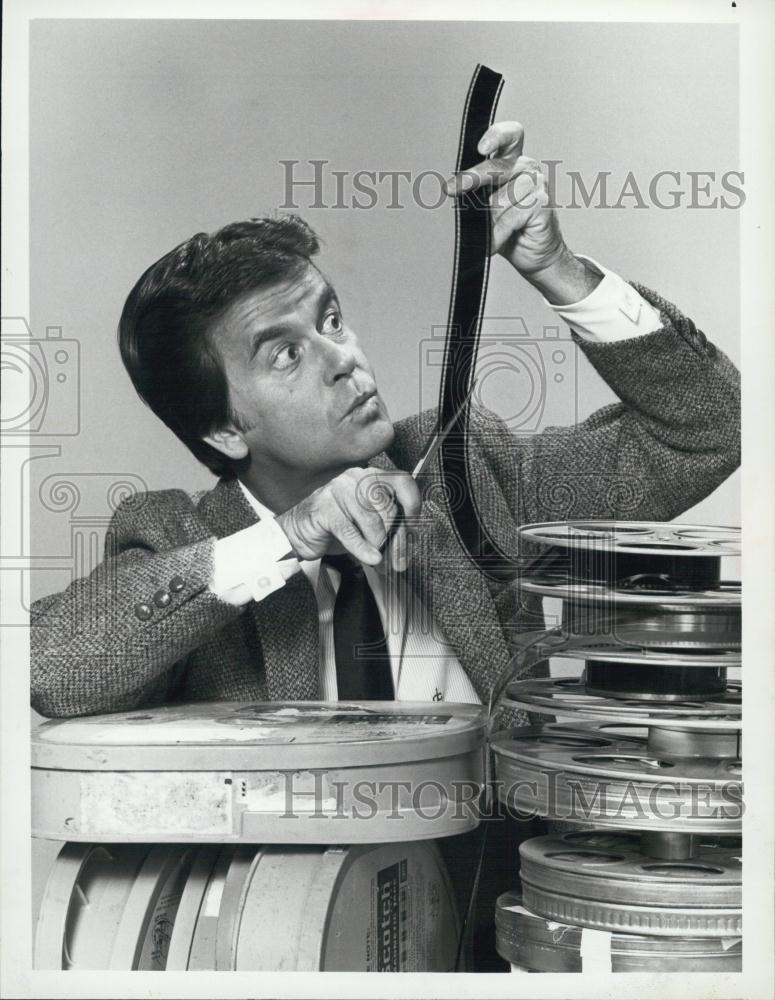 1982 Press Photo Dick Clark TV Censored Bloopers 4 - RSL01443 - Historic  Images