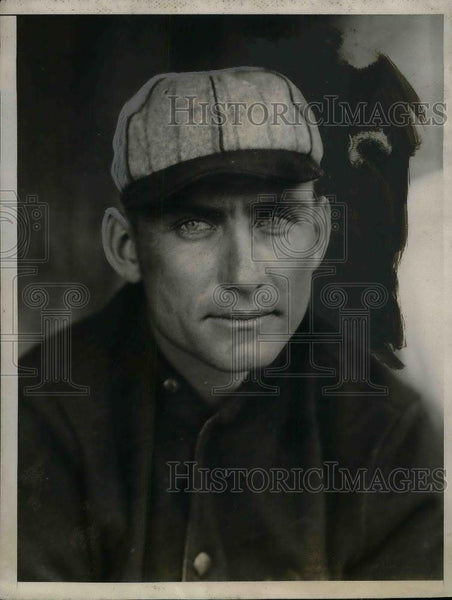 "1927 Press Photo St Louis Cardinals player, Roscoe ""Wattie"" Holm - Historic Images"