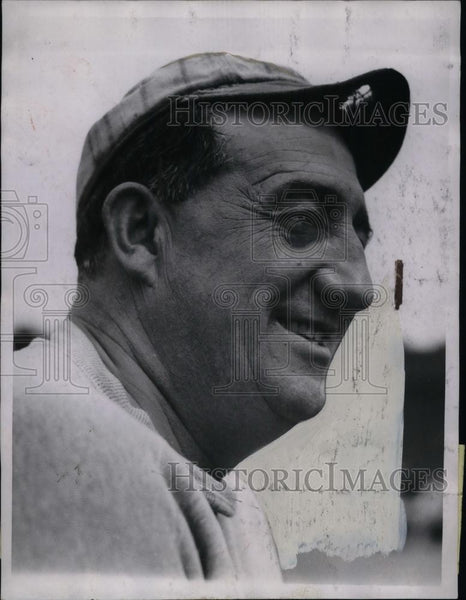 1935 Press Photo Tiny Thornhill Stanford Football Coach - nea12575 - Historic Images