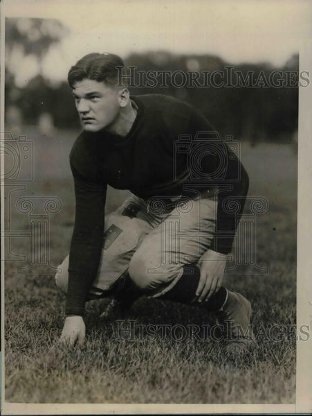 1927 Press Photo US Military Academy at West Point, football GWR Perry - Historic Images