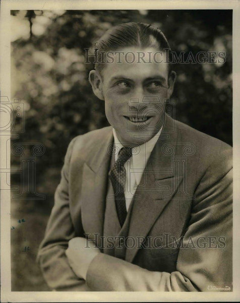 1938 Press Photo Lee Roy Mahaffey of Philadelphia Athletics - nea07601 - Historic Images