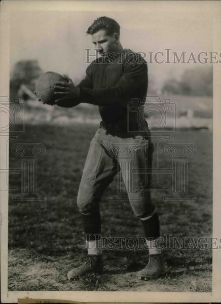 1924 Press Photo U of Indiana football, Julian Ardi - nea14861 - Historic Images
