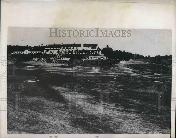 1923 Press Photo Annandale Country Club Building and grounds - nea35911 - Historic Images