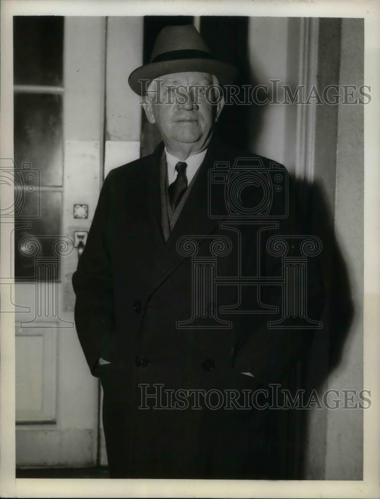 1942 Press Photo Norman Davis, chairman of American Red Cross - nea34774 - Historic Images