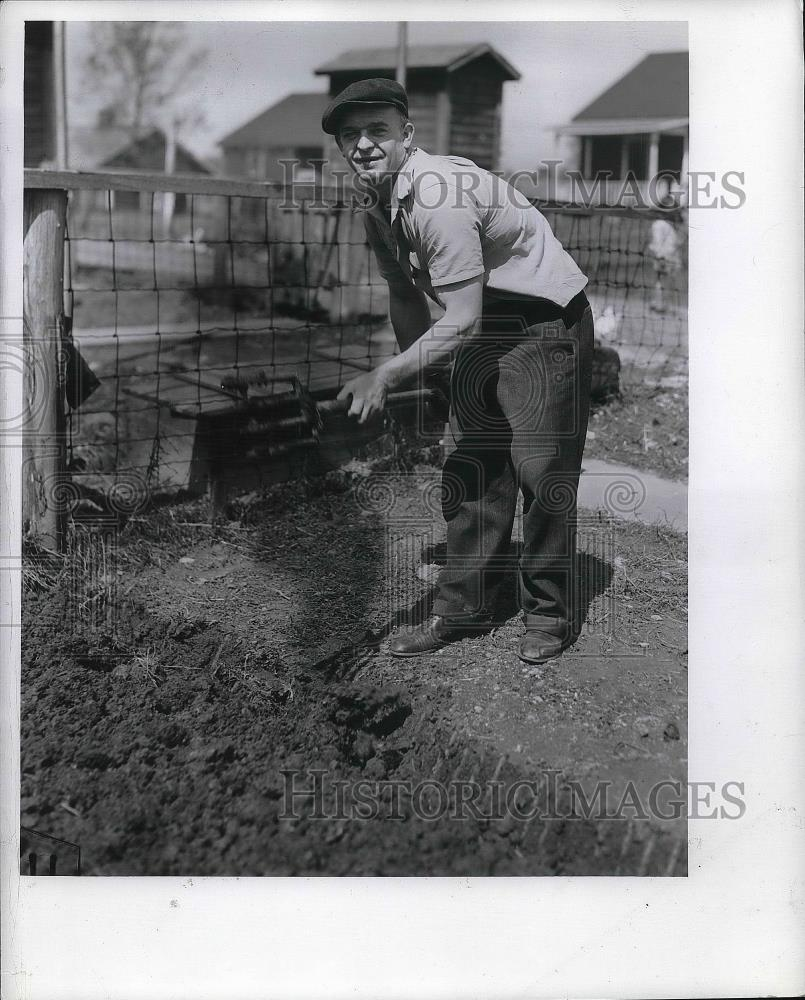 1945 Press Photo United States Coal Miner. - nea36068 - Historic Images