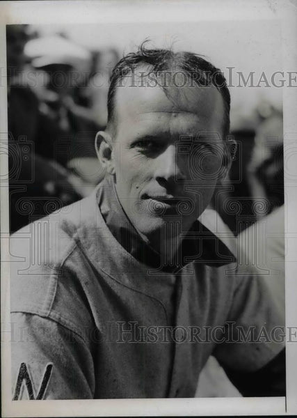 1936 Press Photo John Stone, Washington Senators Outfielder - nea44082 - Historic Images