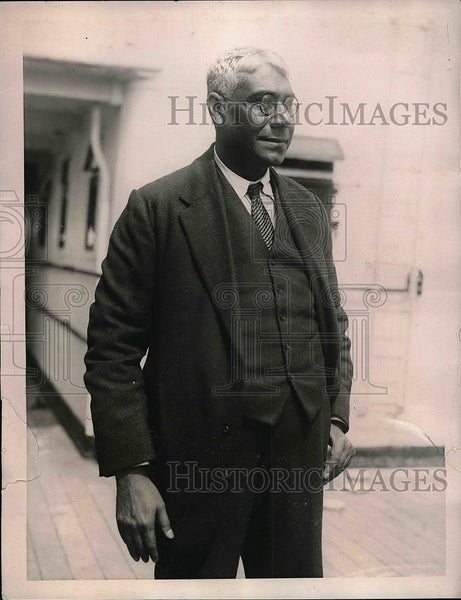 1922 Press Photo Dr. Kendarnath Dos at the convention - Historic Images