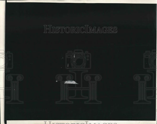 1942 Press Photo Chicago's first Black-Out, West Side of Chicago's loop - Historic Images