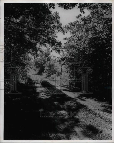 1962 Press Photo Proposed Prairie National Park, Kansas - nea69963 - Historic Images